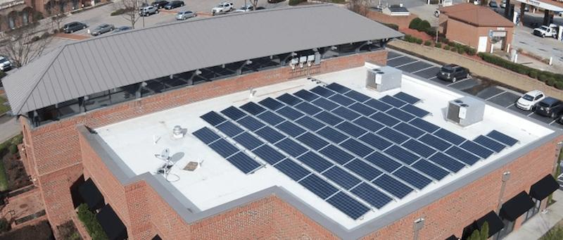 Cornelius connected to Energy United utility