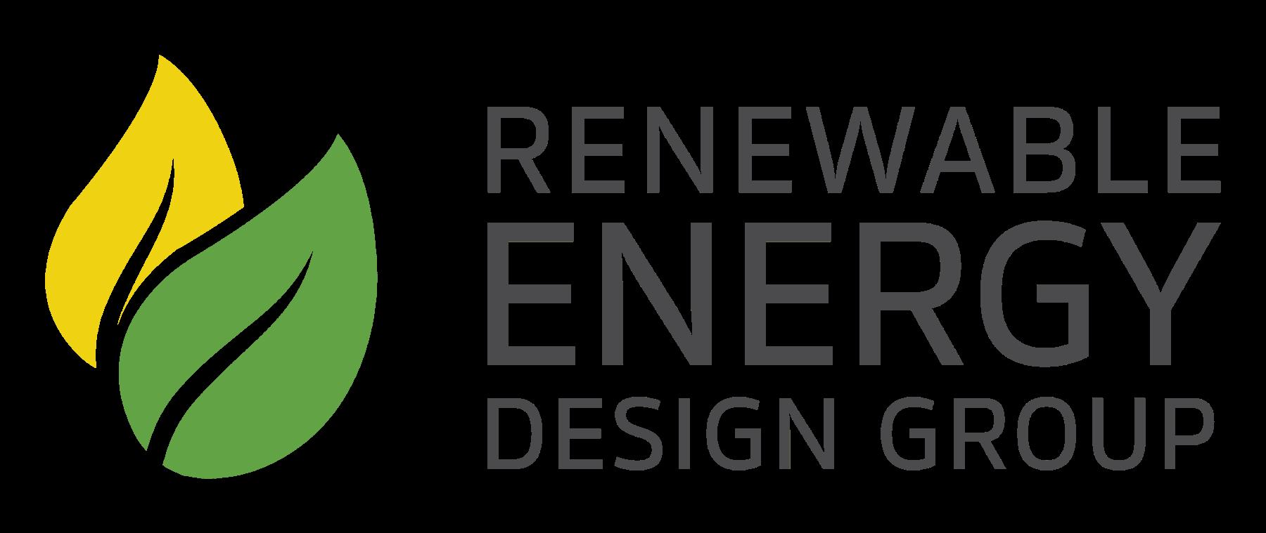 Renewable Energy Design Group - solar panel installation
