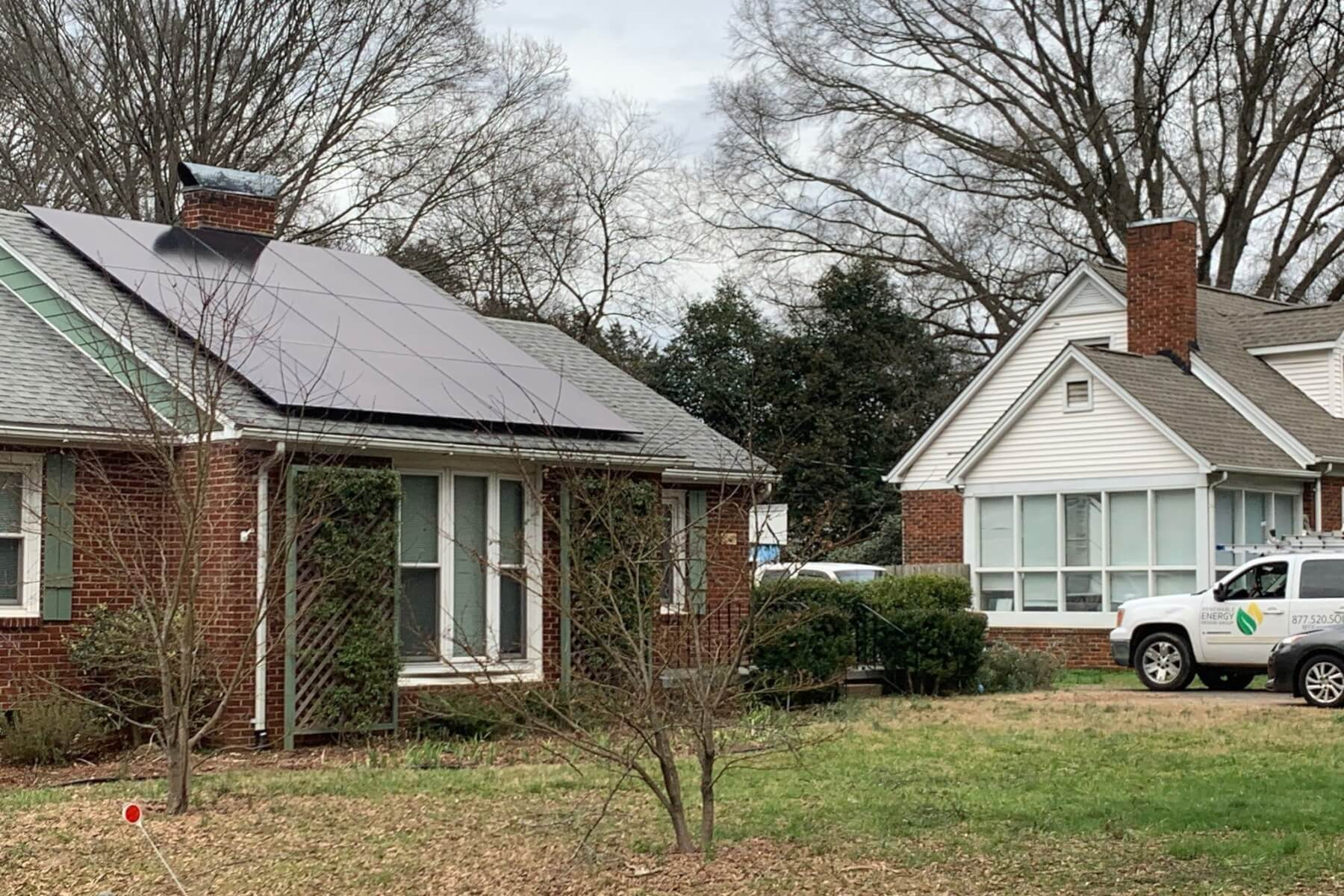 Asheville Solar House