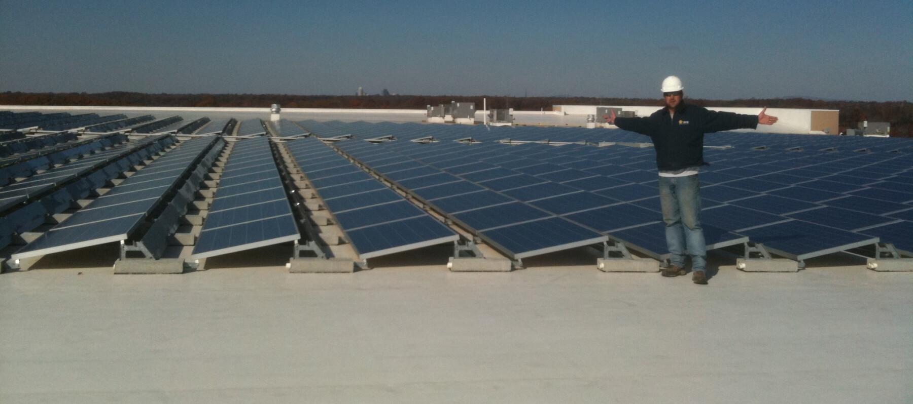 Jeff Redwine redgroupnc.com Forsyth County Solar