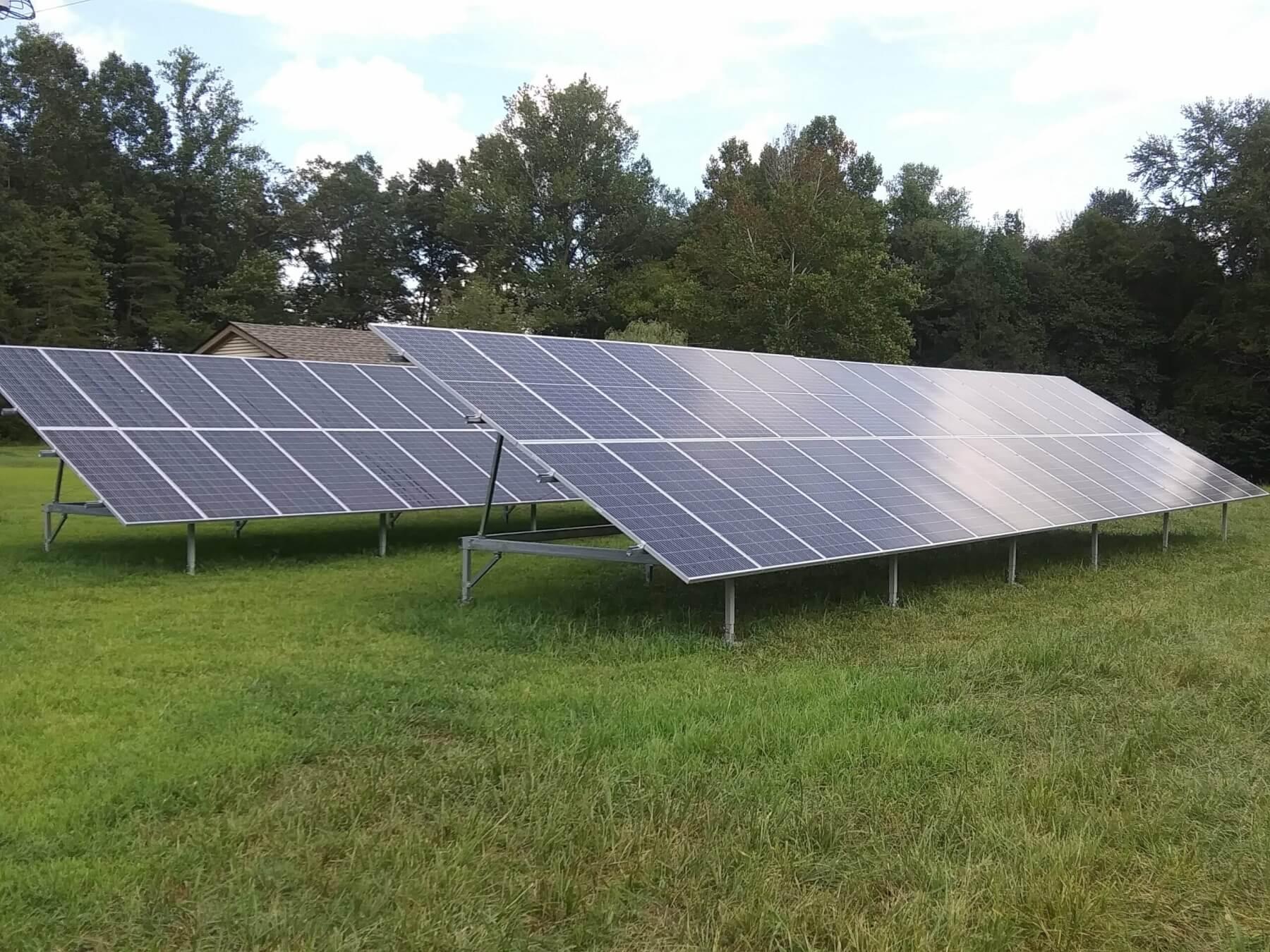 Rockingham County Solar Panels
