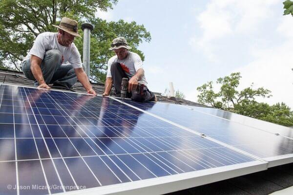 Solar Installation in Charlotte NC
