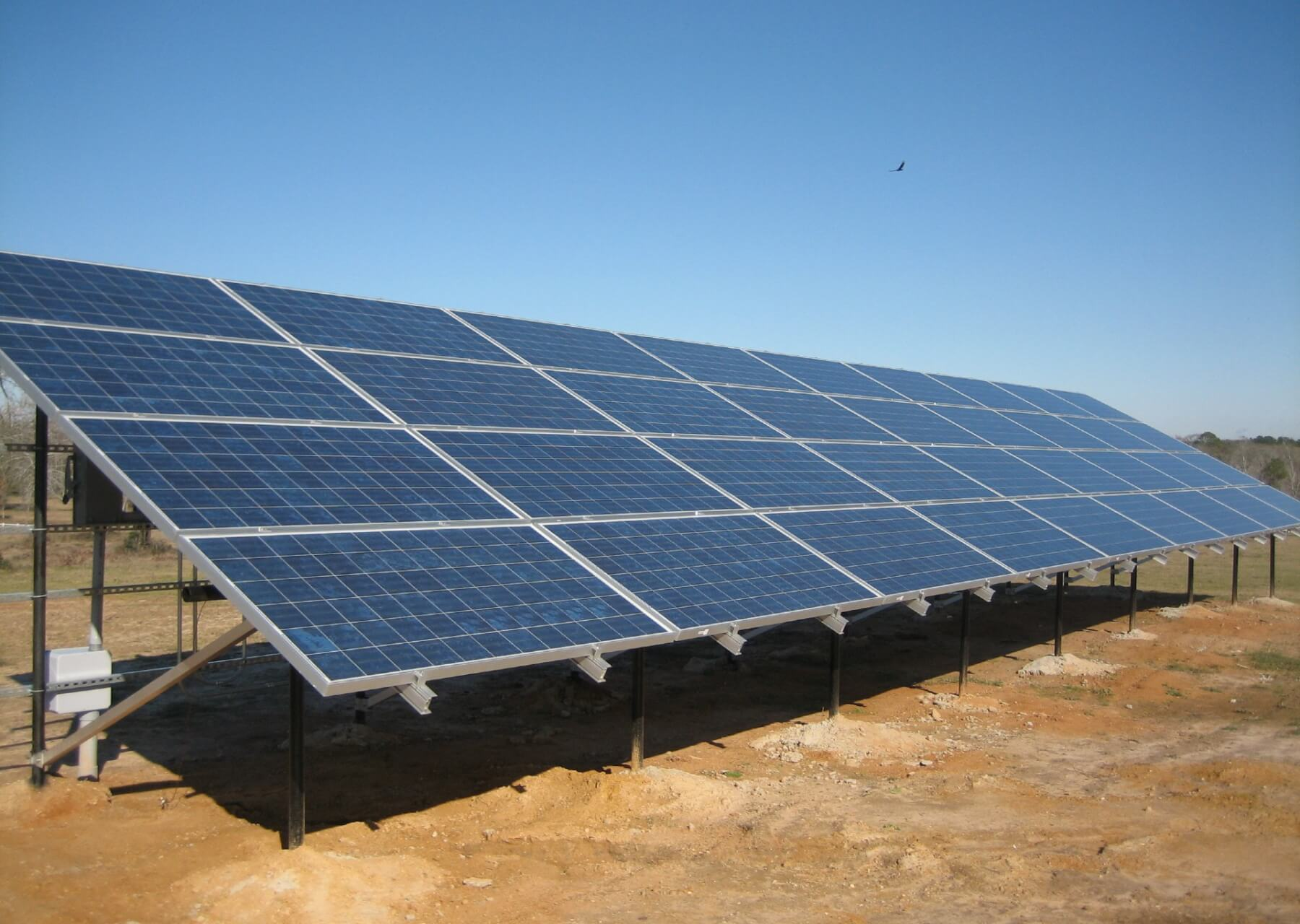 Solar for an Agricultural Business