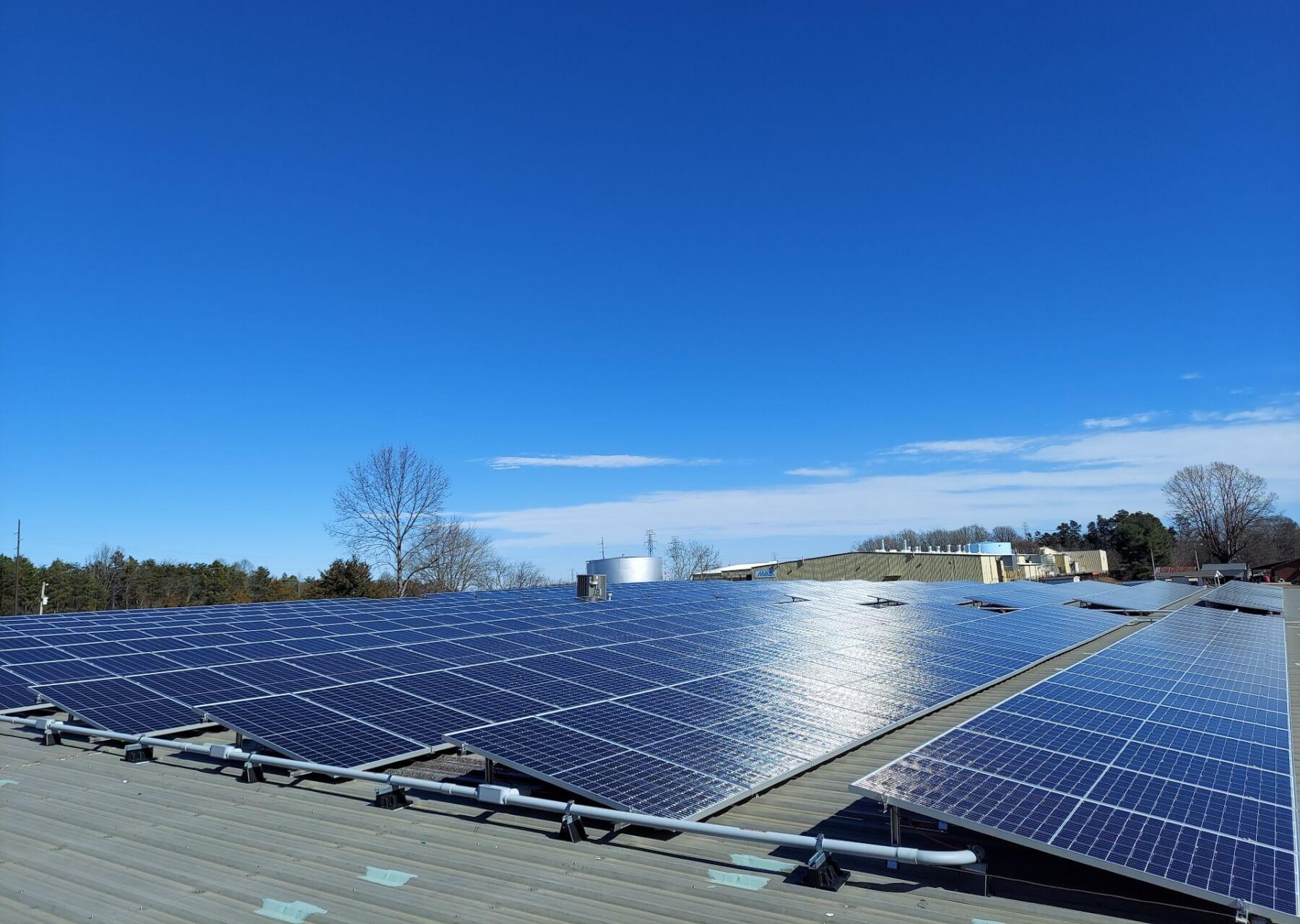 Statesville Solar Energy United