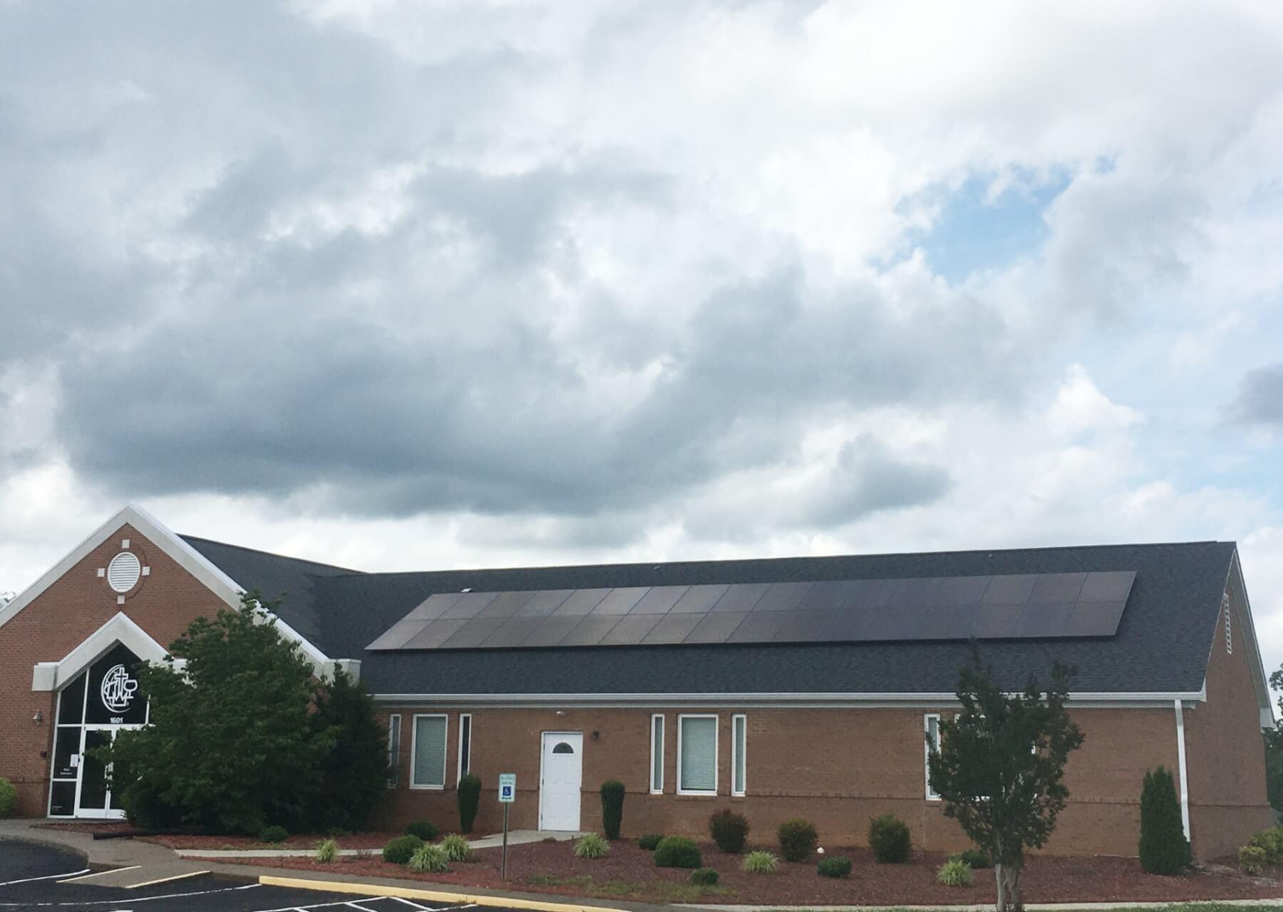 Winston Salem Solar Church